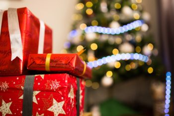 healthy christmas gifts